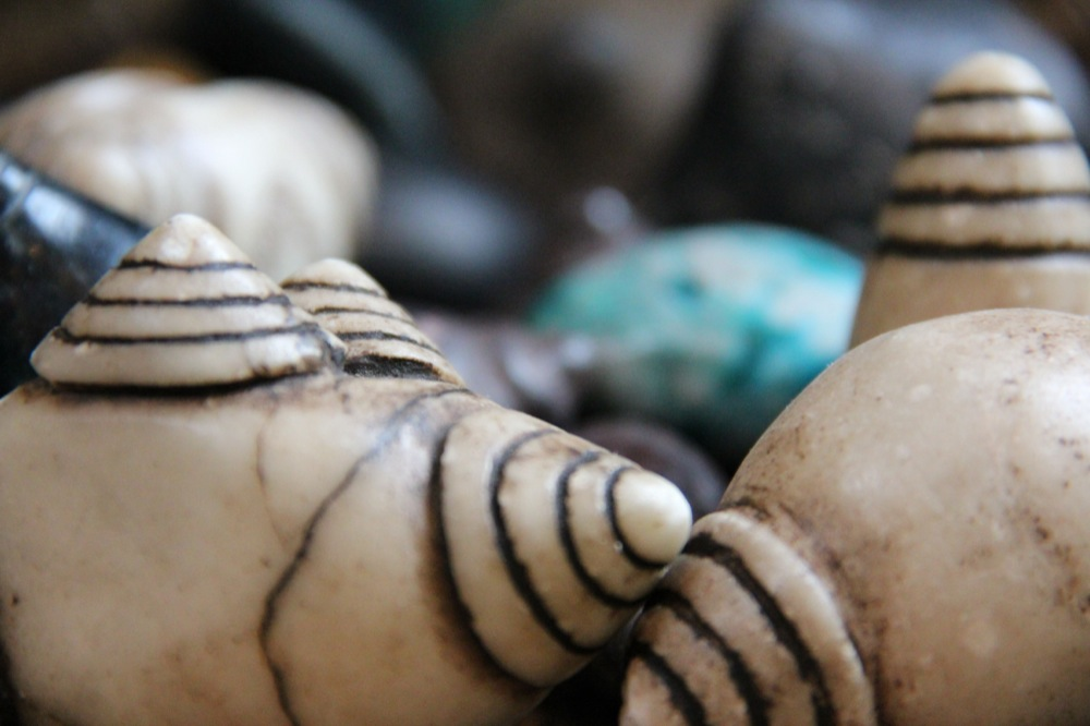 Chumpi Stones | Sacred Center Energy Healing