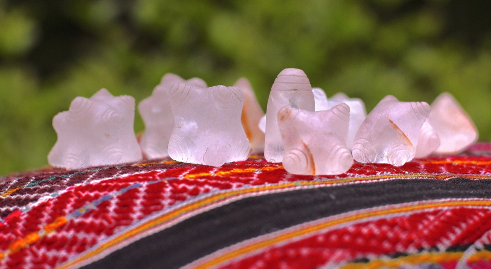 crystal chumpi stones   Sacred Center Mystery School for the Healing Arts Warwick, NY