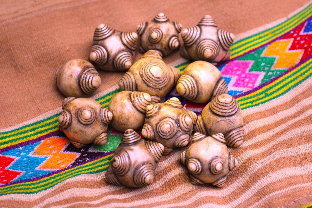 Chumpi stones | Andean fabric | Sacred Center Mystery School, Warwick NY with Eleanora Amendolara