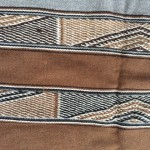 handwoven cloth made by Andean weavers | Peru