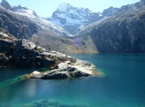 Laguna Querococha, Huaraz