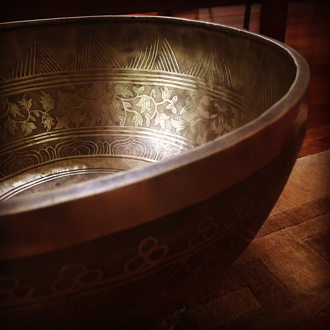 Tibetan Singing Bowl | Sacred Center Mystery School | Healing Mediation