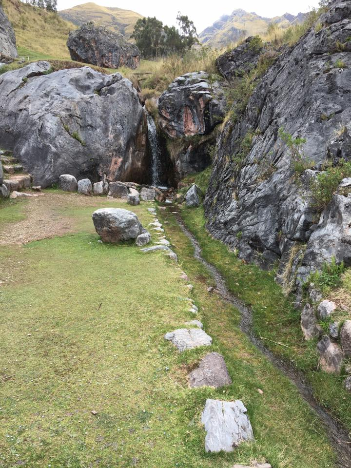 Rainbow Cave | Eleanora Amendolara | Sacred Center Journey to Peru