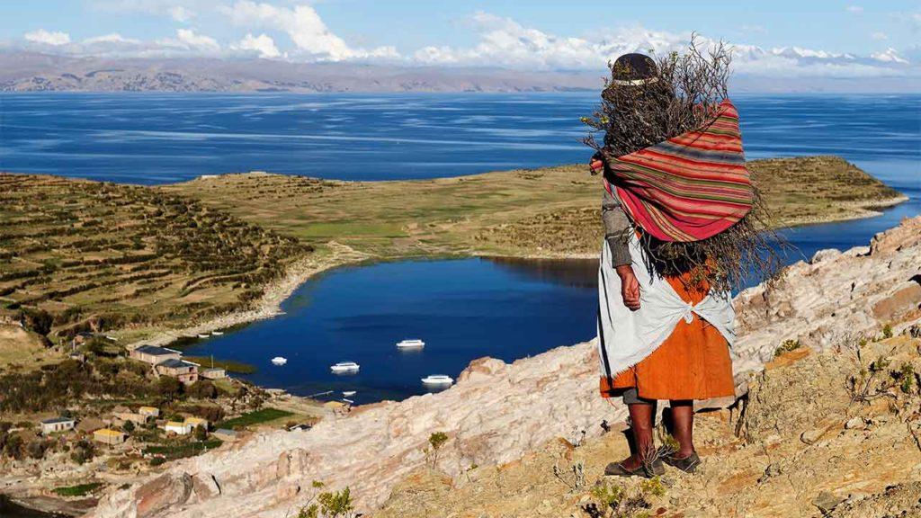 Sacrec Center Peru Journey 2019 - ISLAND OF THE SUN - LAKE TITICACA